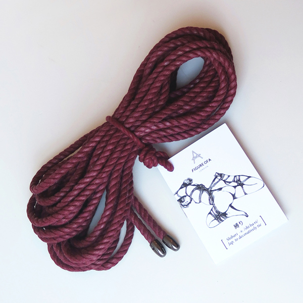 Bondage rope with tips - The Store of O